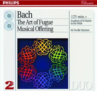 Bach: The Art of Fugue / Musical Offering