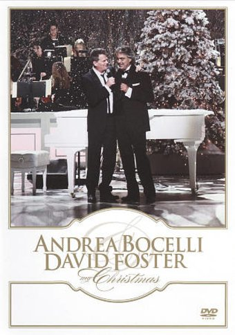 Andrea Bocelli & David Foster - My Christmas