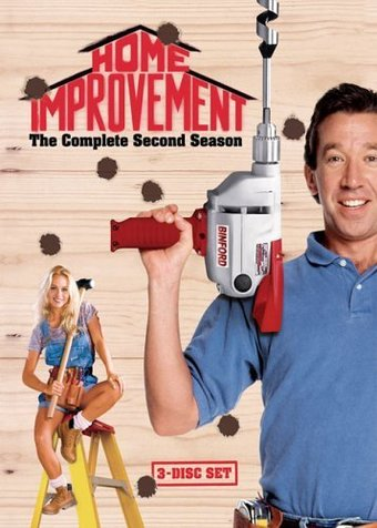 Home Improvement - Complete 2nd Season (3-DVD)