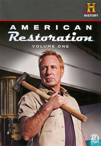 American Restoration - Volume 1 (2-DVD)