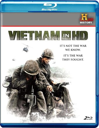 History Channel - Vietnam in HD (Blu-ray)