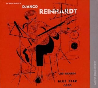 The Great Artistry of Django Reinhardt