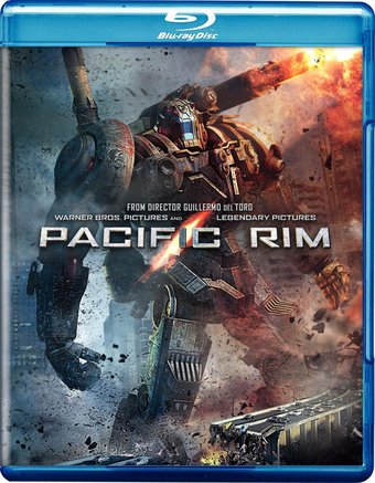 Pacific Rim (Blu-ray + DVD)