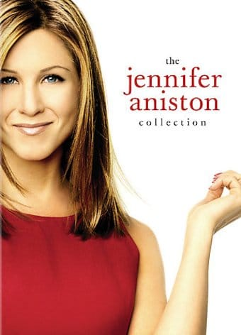 The Jennifer Aniston Collection (3-DVD)