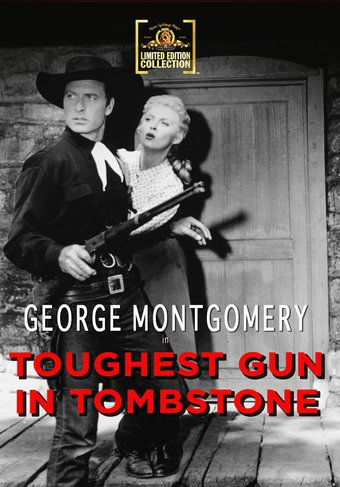 Toughest Gun In Tombstone (Full Screen)
