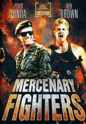 Mercenary Fighters (Widescreen)
