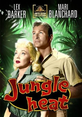 Jungle Heat (Full Screen)