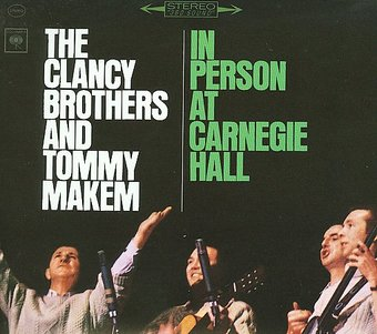The Clancy Brothers & Tommy Makem: In Person at