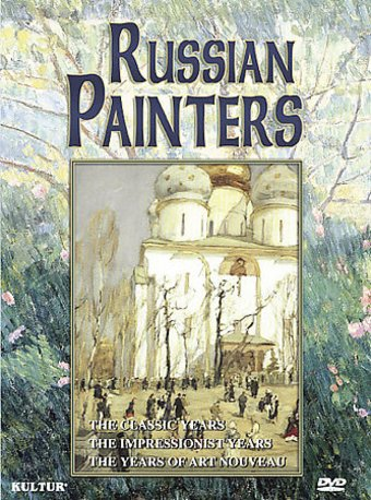 Art - Russian Painters - Boxed Set (3-DVD)