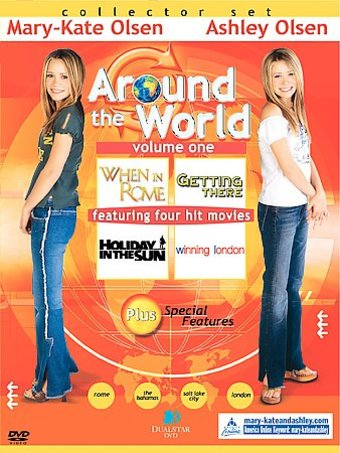 Mary-Kate & Ashley Olsen - Around the World