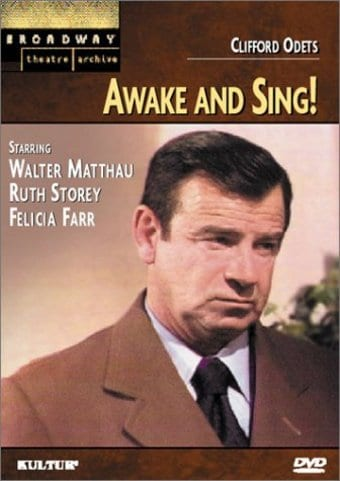 Awake and Sing! (Broadway Theatre Archive)