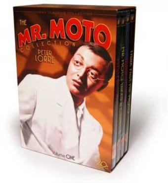 Mr. Moto Collection, Volume 1 (Think Fast, Mr.