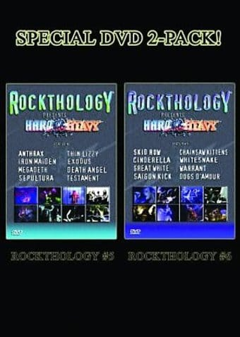 Rockthology - Hard 'n' Heavy, Volumes 5 & 6