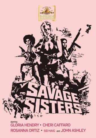 Savage Sisters (Widescreen)