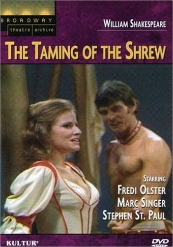 Broadway Theatre Archive - Taming of the Shrew