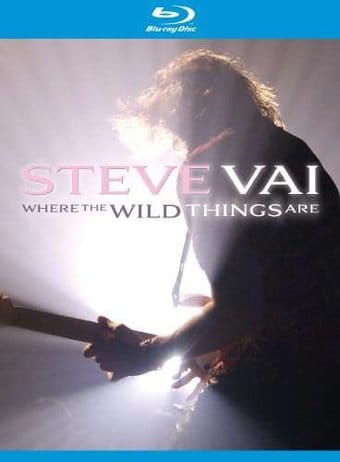 Steve Vai: Where the Wild Things Are (Blu-ray)