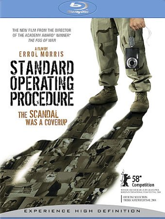 Standard Operating Procedure (Blu-ray)