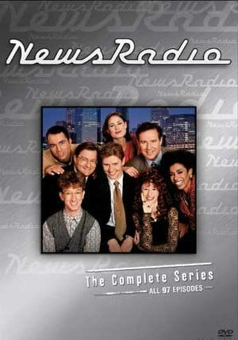 NewsRadio - Complete Series (12-DVD)