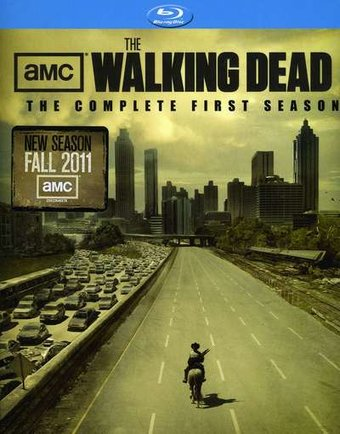 The Walking Dead - Complete 1st Season (Blu-ray)
