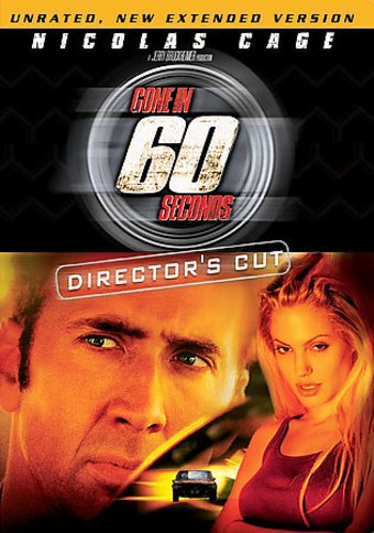 Gone in 60 Seconds (Director's Cut, Unrated)