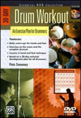 30-Day Drum Workout: An Exercise Plan for Drummers