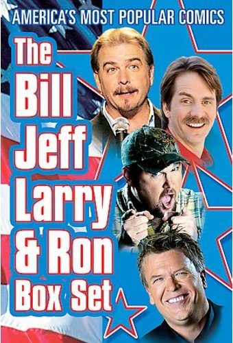 The Bill, Jeff, Larry, and Ron Box Set (4-DVD)