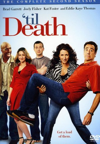 Til Death - Complete 2nd Season (3-DVD)