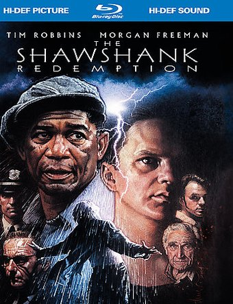 The Shawshank Redemption (Blu-ray, Collector's