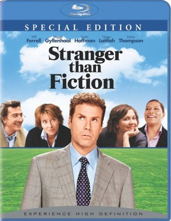 Stranger Than Fiction (Blu-ray, Special Edition)
