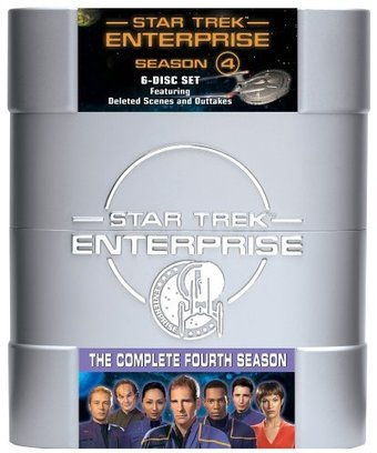 Enterprise - Complete 4th Season (6-DVD)