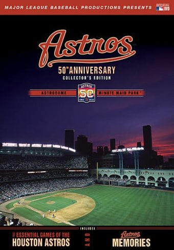 Baseball - Astros 50th Anniversary: The Essential