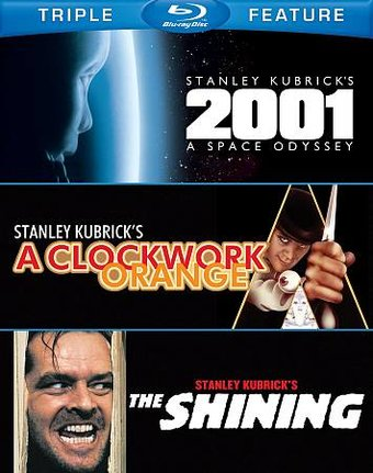 2001: A Space Odyssey / A Clockwork Orange / The