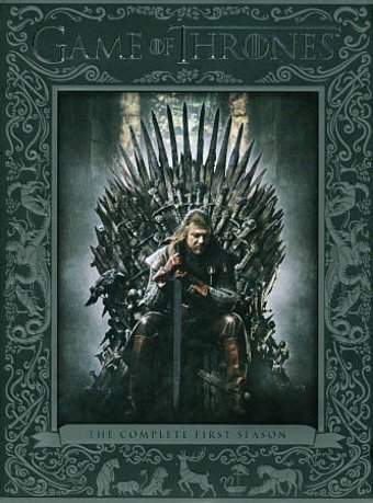 Game of Thrones - Complete 1st Season (5-DVD)