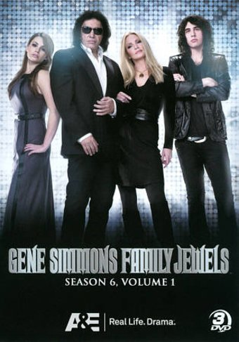 Gene Simmons Family Jewels - Season 6, Part 1