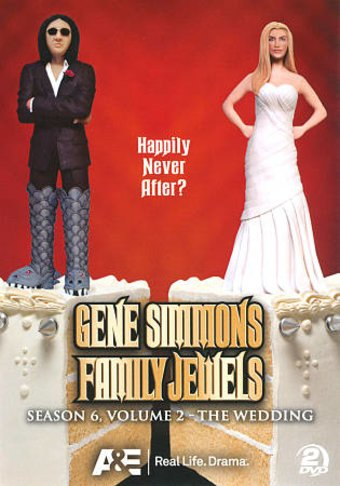 Gene Simmons Family Jewels - Season 6, Part 2
