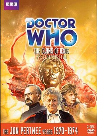 Doctor Who - #057: Claws of Axos (2-DVD)