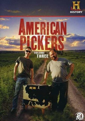 American Pickers - Volume 3 (2-DVD)
