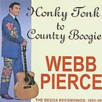 Honky Tonk to Country Boogie: The Decca