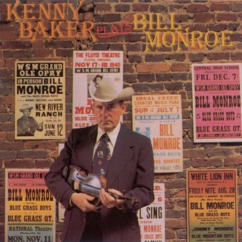 Plays Bill Monroe