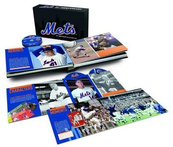 Mets 50th Anniversary Collector's Set (10-DVD)
