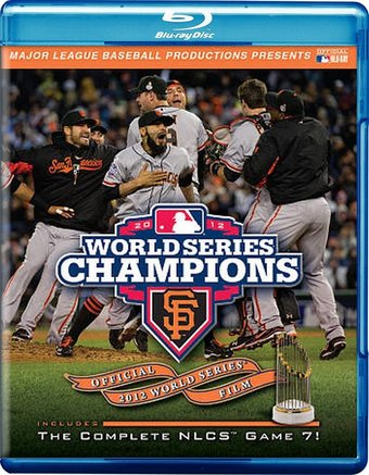 Official 2012 World Series Film (Blu-ray)