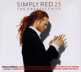 Simply Red The Greatest Hit's 25 [Deluxe Edition