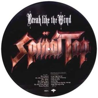 Break Like The Wind (Picture Disc)