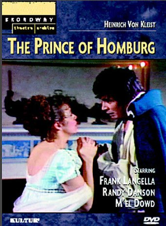 Broadway Theatre Archive - Prince of Homburg