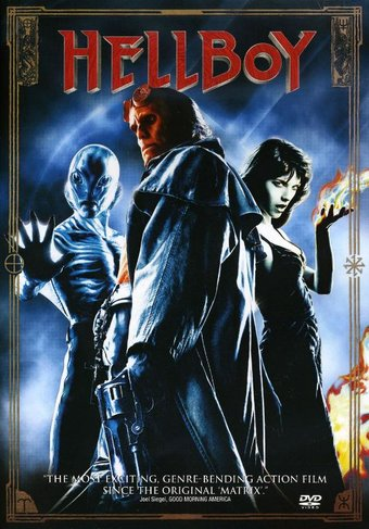 Hellboy (Widescreen)