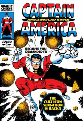 Captain Amazing-Lad Saves America
