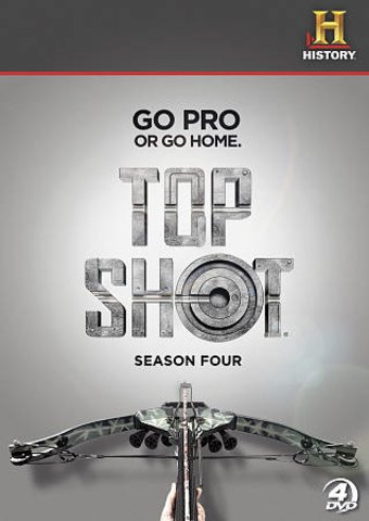 Top Shot - Complete Season 4 (4-DVD)