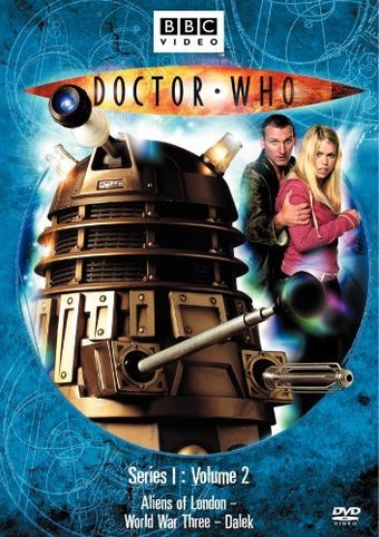 #160-#161: Series 1 - Volume 2 (Aliens of London