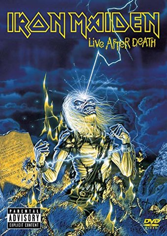 Iron Maiden - Live After Death (2-DVD, Explicit