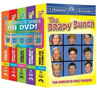 The Brady Bunch - Complete Series Pack (Seasons